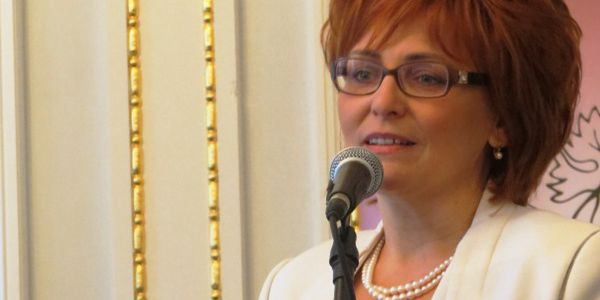 Gálné Dignisz Éva, az Év Bortermelője 2013-ban