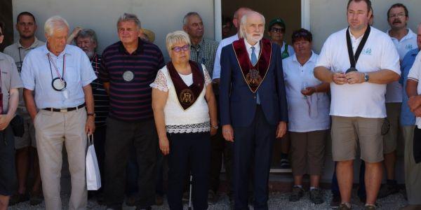 Borász-Vadász-Halász találkozó Adony