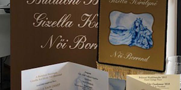 A Balatoni Borrégió Gizella Királyné Női Borrend 2019. május 4-én tartotta Gizella Napi Ünnep rendezvényét
