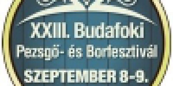 XXII. Budafoki Pezsgő és Borfesztivál 2012