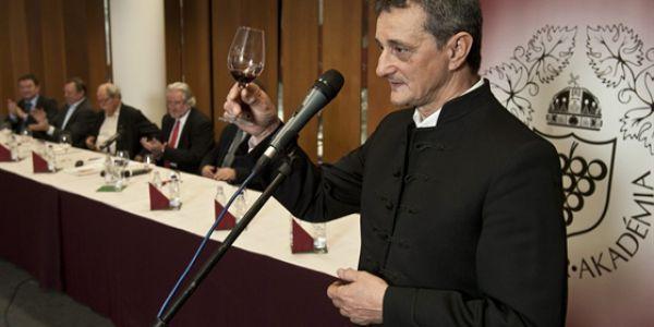 Vida Péter az év bortermelője