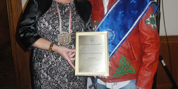 Borrendi ünnep a Palota Szállóban 2013-november 29-én