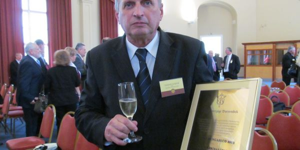 Pro Vino Hungarico díj