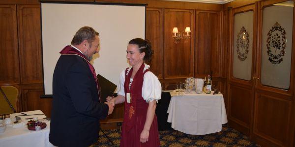 IV. Hölgyek a Borért Országszerte című konferencia