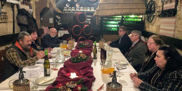 Idén 5. ülését tartotta az MBOSZ Elnöksége Budafokon