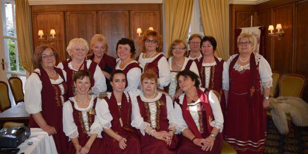 V. Hölgyek a borért országszerte - fiatalok és bor című konferencia