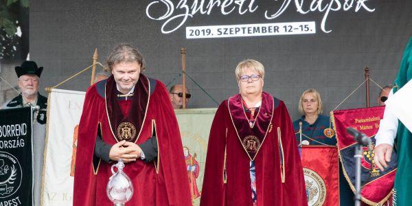Beszámoló az Alisca Borrend és a Kelet-Balatoni Borrend rendezvényéről