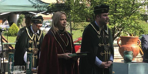 A Duna-menti Szent Orbán Borrend Adony május 25-én tartotta a Szent Orbán -napi ünnepségét