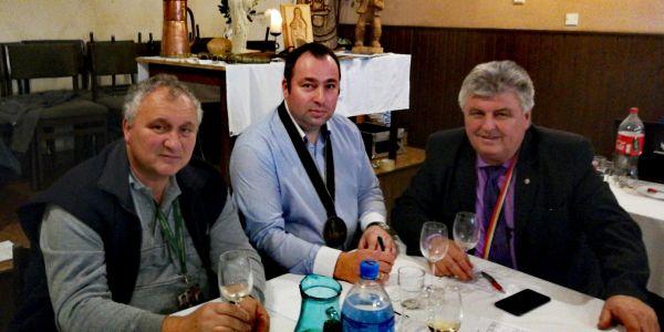 A Szent Orbán Borrendek nemzetközi borversenyen jártunk