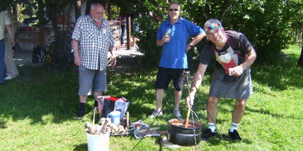 Medárd-napi főzőverseny Budafokon