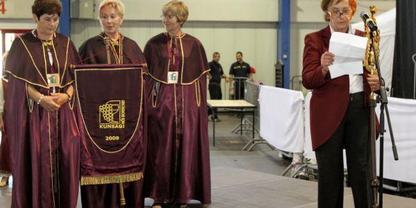 MBOSZ bemutatkozása az OMÉK 2011 kiállításon