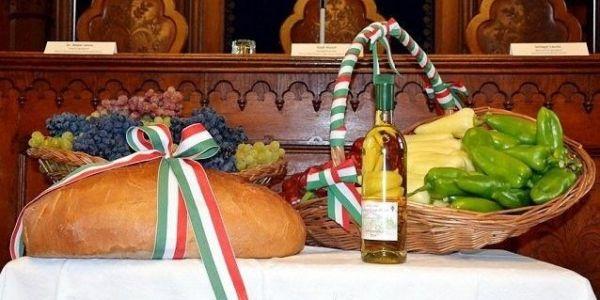 Meghívó az Alföldi kenyér, szőlő és bor A Kárpát-medence kincsei - határon innen és túl konferenciára és bemutatóra